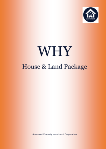 Why House & Land Package Cover